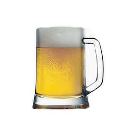 Pasabahce Pub Tempo Bear Mug Plain - Set Of 2