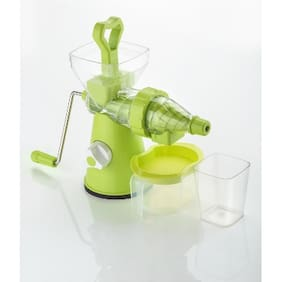 Patidar Unbreakable Wheat Grass Vegetable & Fruit Juicer