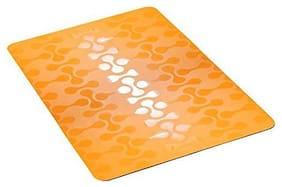 Peponi Stylish PVC Table Mats - Pack of 6 (12 x 17 inch), Waterproof Place Mats Multi Purpose Mats, 6 Seater Dining Table mats, Refrigerator Mats,