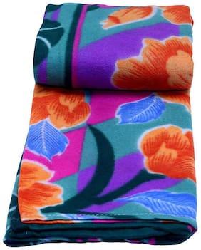 Peponi Super soft topmost Quality Fleece Heavy weight Fleece Blanket /Ac dohar/Bedseet-60x90inch (Printed)
