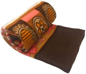 Peponi Super soft topmost Quality Fleece Heavy weight Fleece Blanket /Ac dohar/Bedsheet-90x90inch (Printed)