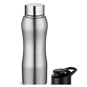 Pexpo Ideale Trendy Sipper Cum Fridge,Sports,School Bottle 1000 ml With Extra Sipper Cap-BISTRO