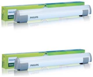 Philips 5W Astraline 1 Feet LED Batten - Cool Day Light - Pack of 2