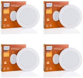 Philips 7W Led Round Star Surface Cool White Flush Mount Ceiling Lamp