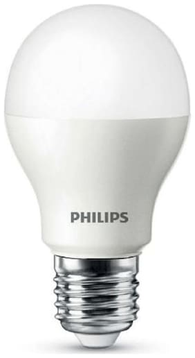 Philips 9W LED Bulb Cool Day Light - E27 (Pack of 3)