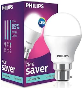 Philips Ace Saver 8.5W LED Bulb 6500K (Cool Day Light)