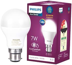 Philips Acesaver 7W Lumen 625 Led Bulb(Pack Of 3)