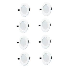Philips Astra Prime Slim 10 Watt Round LED Light