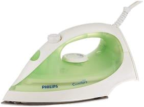 Philips GC1010 1200-Watt Comfort Steam Spray Iron (Green;White)