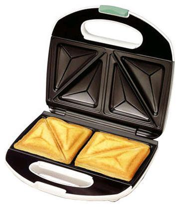 Philips HD 2393 820W Sandwich Maker (Black)
