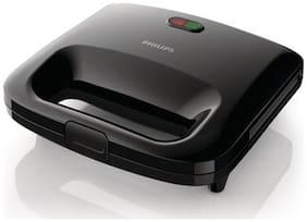 Philips HD23942 2 slice Slices Sandwich Maker - Black
