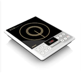 Philips HD4929/01 2100 W Induction Cooktop ( White , Push Button Control)