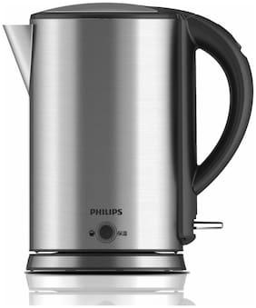 Philips HD9316/06 1.7 L Silver Electric Kettle ( 1800 W )
