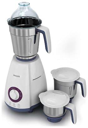 Philips HL7699/00 750 W Mixer Grinder ( White , 3 Jars )