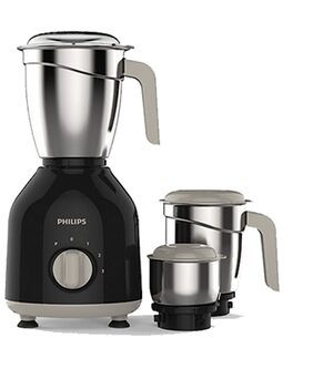 Philips Hl7756/00 750 W 3 Jars Mixer Grinder ( Black )