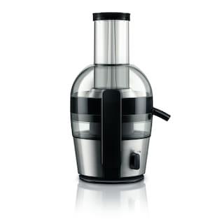 Buy Philips Hr1863 700 W Juicer Mixer Grinder Black 3 Jars