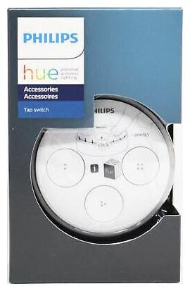 Philips Hue Tap Switch Wall Dimmer Switch - White - 473363