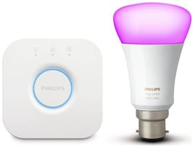 Philips Hue Mini Starter With 10W B22 Bulb (White & Color Ambiance)