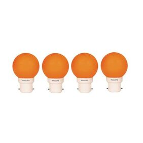 Philips LED 0.5W (Pack of 4)