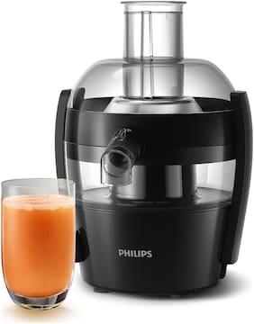 Philips HR1832/00 400 W Juicer ( Black , 1 Jar )