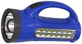 Pick Ur NeedsTM Rocklight Rechargeable Emergency Light 10 W + 14 SMD Side Light (Multi Color)
