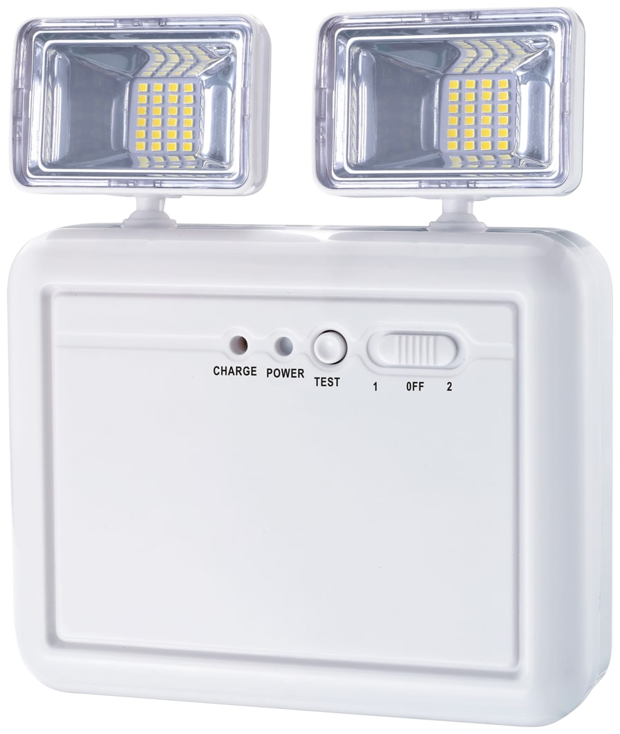 Pick Ur Needs Rocklight Wall Mounted with Portable Emergency Light with Twin...