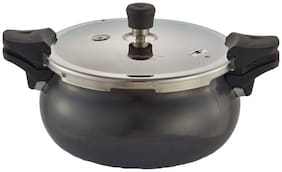 Pigeon All In One Super Cooker 5 L Pressure Cooker with Induction Bottom  Aluminium