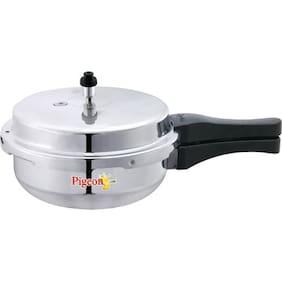 a3a72ef4b0e Pigeon Aluminium Pressure Pan Junior with Lid 3.5 Litres