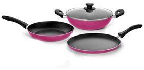 Pigeon Cookware Set - 4 Pcs