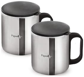 Pigeon 0.30 L Coffee Cup (Set Of 2)