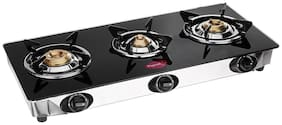 Pigeon Favourite 3 Burner Regular Assorted Gas Stove