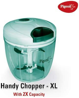 Pigeon Handy Plastic Chopper XL- Green