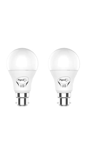 Pigeon LED Joy Bulb 9W - Cool Day Light - Pack of 2