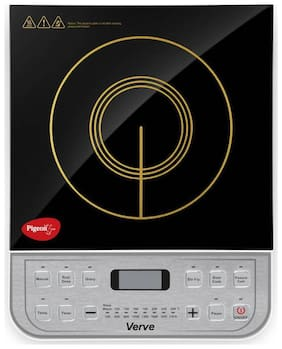 Pigeon VERVE 2100W 2100 w Induction Cooktop ( White )
