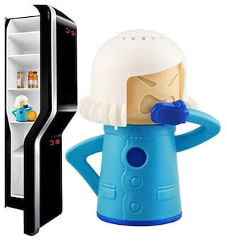 Plastic Cool Mama Easy Fun Fridge Odour Remover Neutralizer Cleaner and Deodorizer