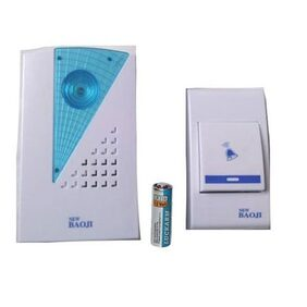 Plastic Cordless/Wireless/Calling Remote Door Bell For Home/Shop/Office