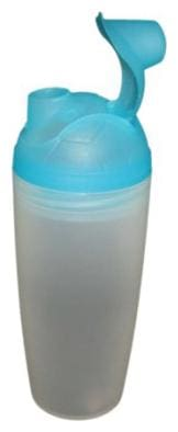 Dollar store PLASTIC DRINK SHAKER WITH SPOUT