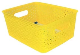 Plastic storage and Fruit Basket Pack of 1