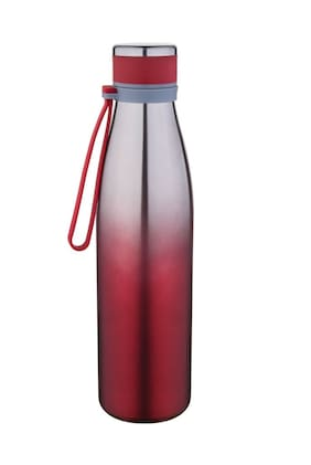 Polo Lifetime 700 ml Stainless steel Red Water bottles - 1 pc