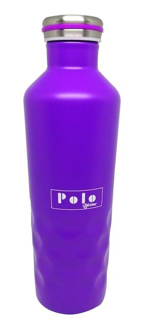 Polo Lifetime 500 ml Stainless steel Purple Water bottles - 1 pc