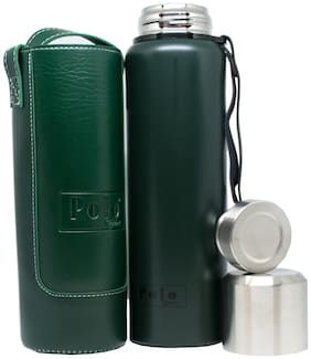 Polo Lifetime Green Thermosteel bottles & Thermosteel flask ( 1200 ml , Set of 1 )