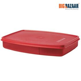 Polyset Magic Seal 340 ml Container (Red/Pink)