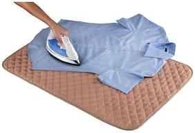Portable iron express iron clothes pad
