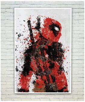 Posterskart Deadpool Art Poster (30.48 cm (12 inch) x 45.72 cm (18 inch))