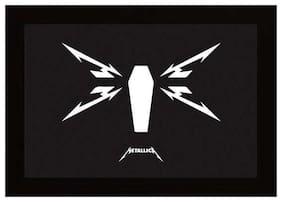 Posterskart Metallica Death Magnetic Album Framed Poster
