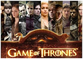 Posterskart Game Of Thrones Characters Poster