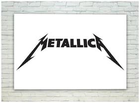Posterskart Metallica Music Band Poster (30.48 cm (12 inch) x 45.72 cm (18 inch))