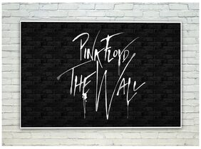 Posterskart Pink Floyd The Wall Music Poster (30.48 cm (12 inch) x 45.72 cm (18 inch))