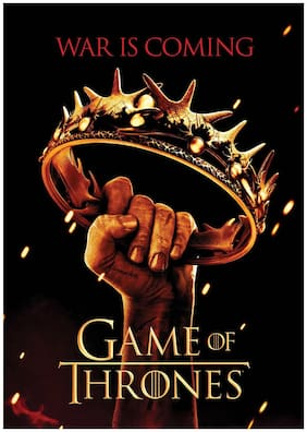 Posterskart Game Of Thrones War Is Coming Poster