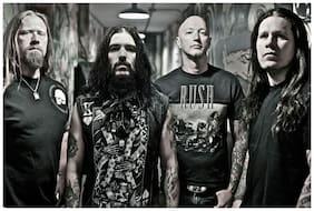 Posterskart Metallica Band Poster